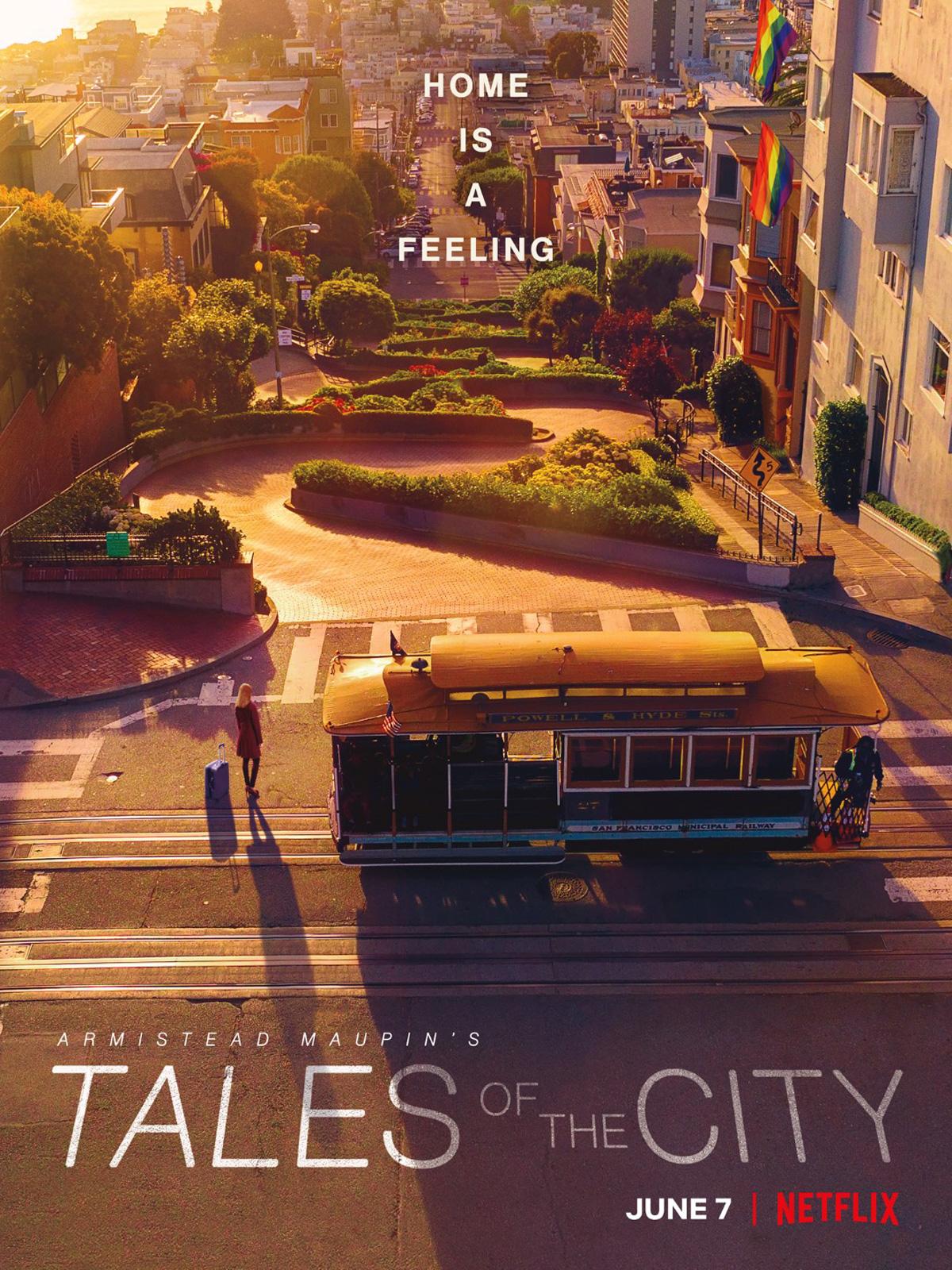 Chroniques de San Francisco, tome 5 : D'un bord à l'autre