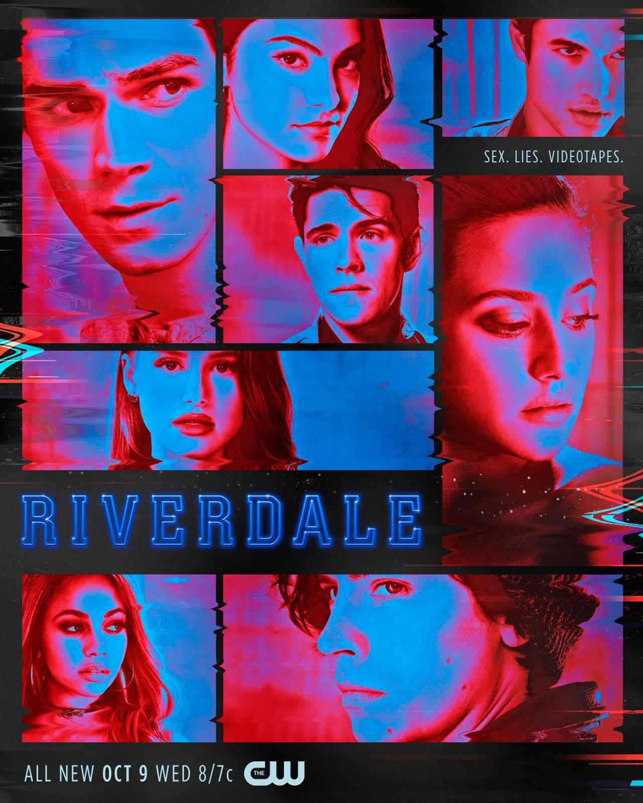 Ривердэйл 4 сезон 1-18,19,20 серия LostFilm 2019...