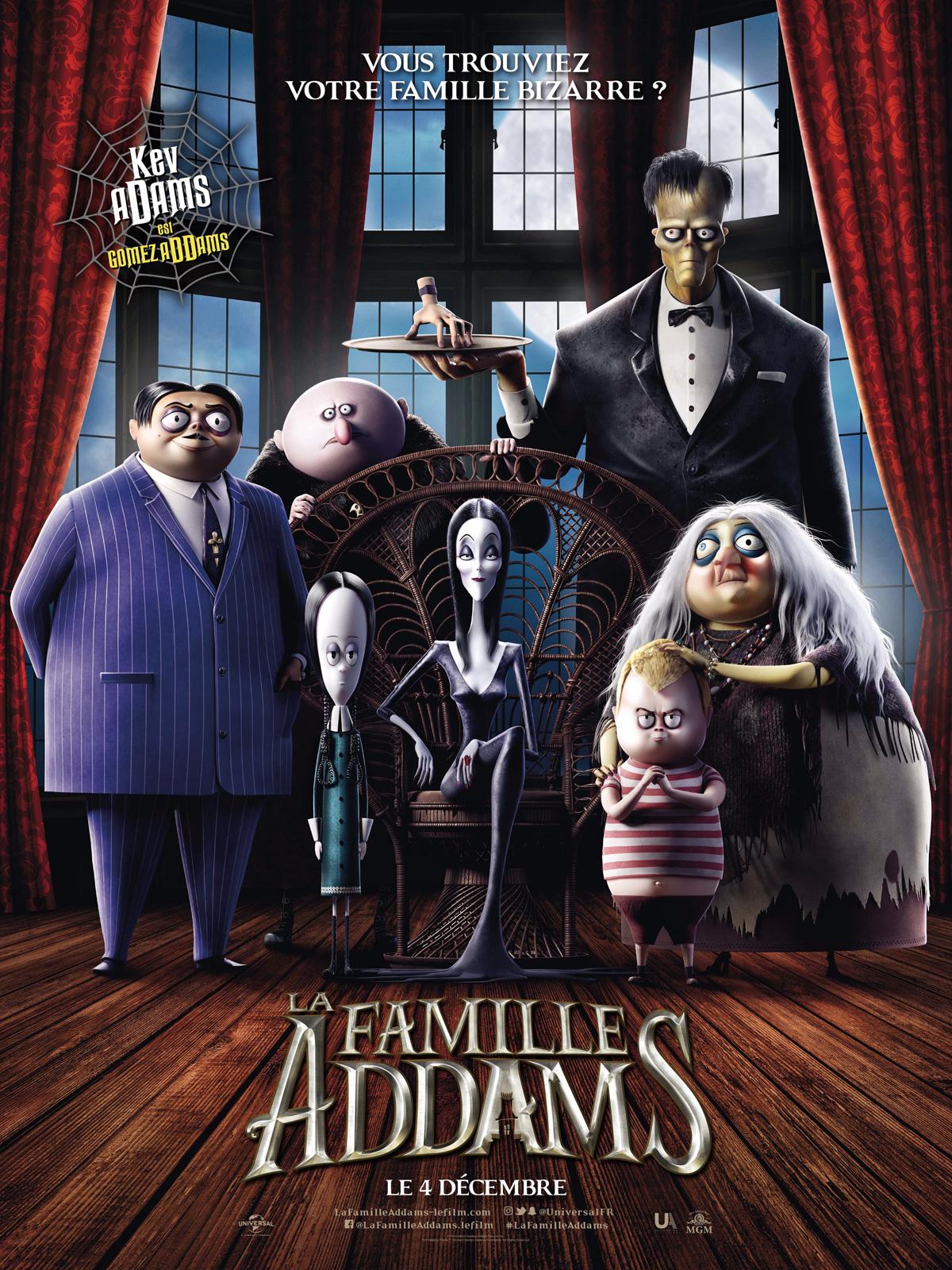 Les Valeurs De La Famille Addams Streaming : valeurs, famille, addams, streaming, Famille, Addams, AlloCiné