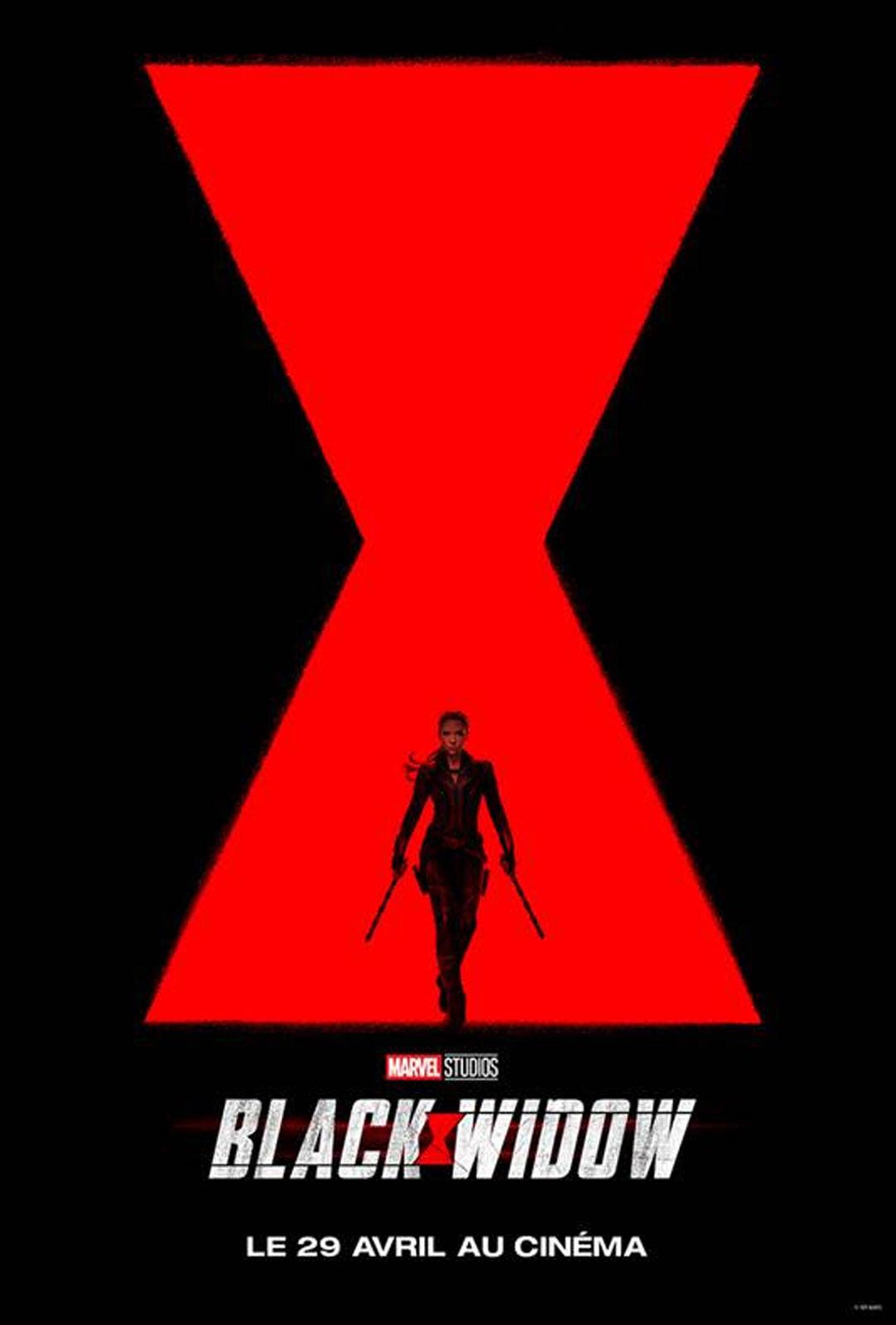 """Résultat de recherche d'images pour """"black widow affiche"""""""