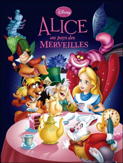 Alice Aux Pays Des Merveilles Personnages : alice, merveilles, personnages, Critique, Alice, Merveilles, AlloCiné