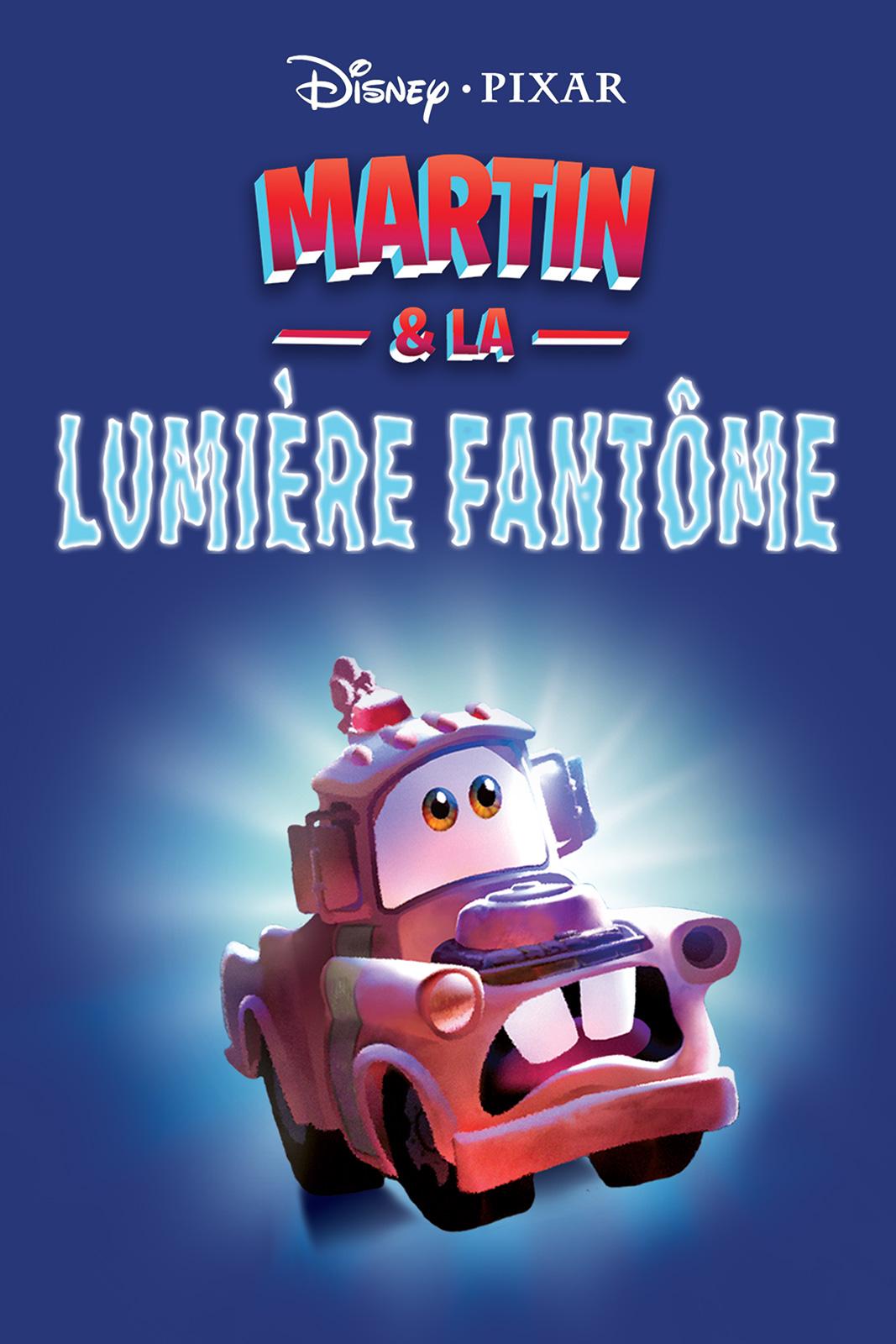 Martin Et La Lumière Fantôme : martin, lumière, fantôme, Martin, Lumière, Fantôme, Court, Métrage, AlloCiné