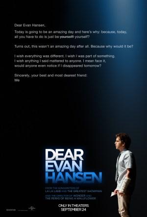 Dear Evan Hansen - film 2021 - AlloCiné