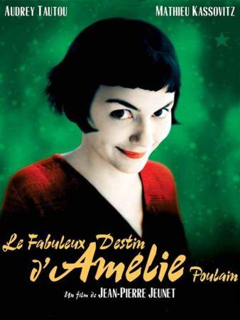 Le Fabuleux destin d'Amélie Poulain : Affiche