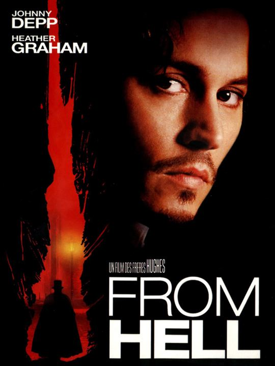 From Hell : Affiche