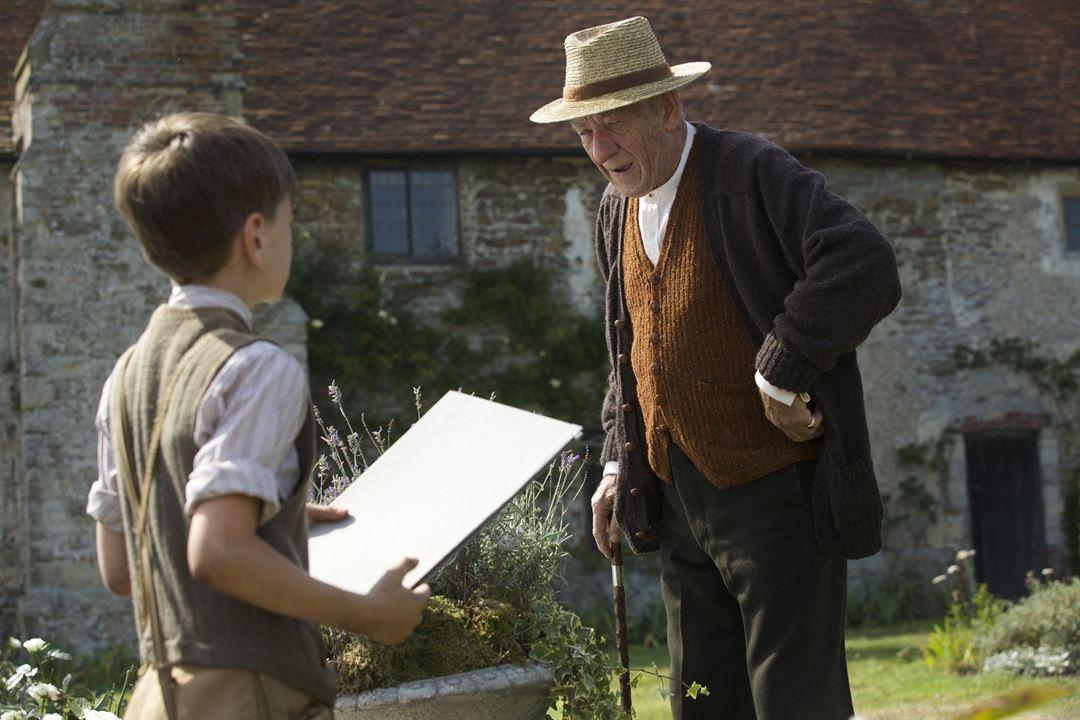 Mr. Holmes : Photo Ian McKellen, Milo Parker
