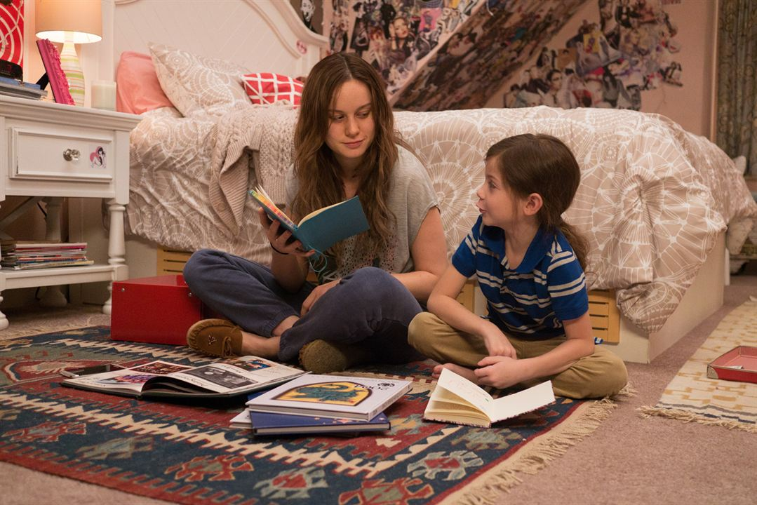 Room : Photo Brie Larson, Jacob Tremblay