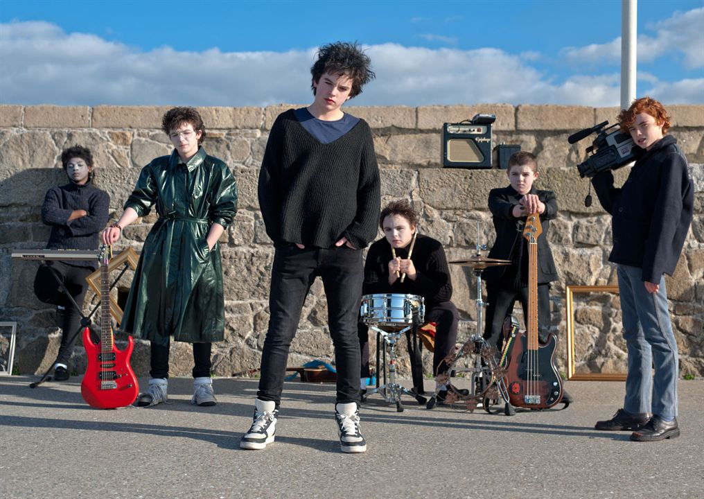 Sing Street : Photo Ben Carolan, Conor Hamilton, Ferdia Walsh-Peelo, Karl Rice, Mark McKenna