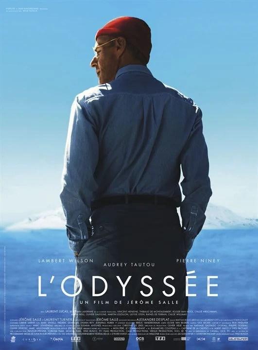 L'Odyssée : Affiche