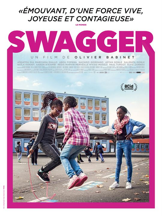 Swagger : Affiche