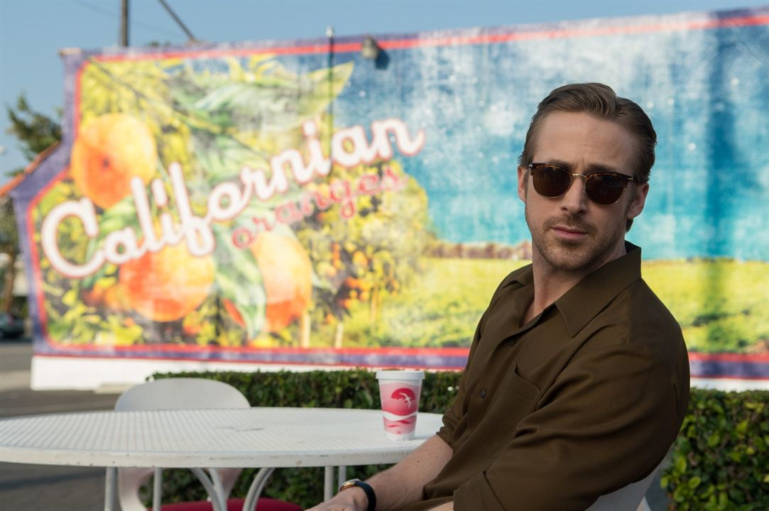 La La Land : Photo Ryan Gosling