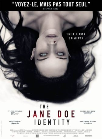 The Jane Doe Identity : Affiche