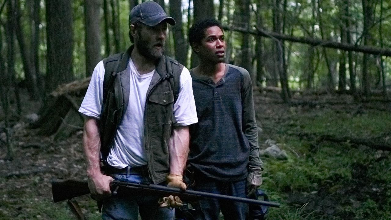 It Comes At Night : Photo Joel Edgerton, Kelvin Harrison Jr.
