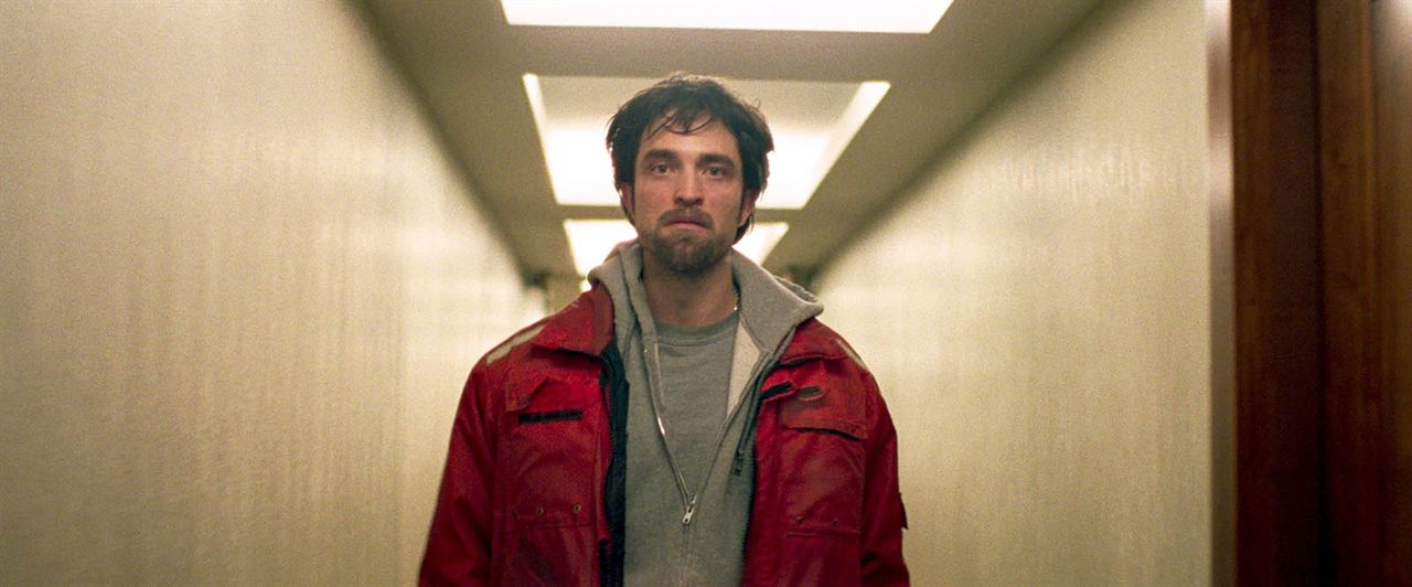 Good Time : Photo Robert Pattinson