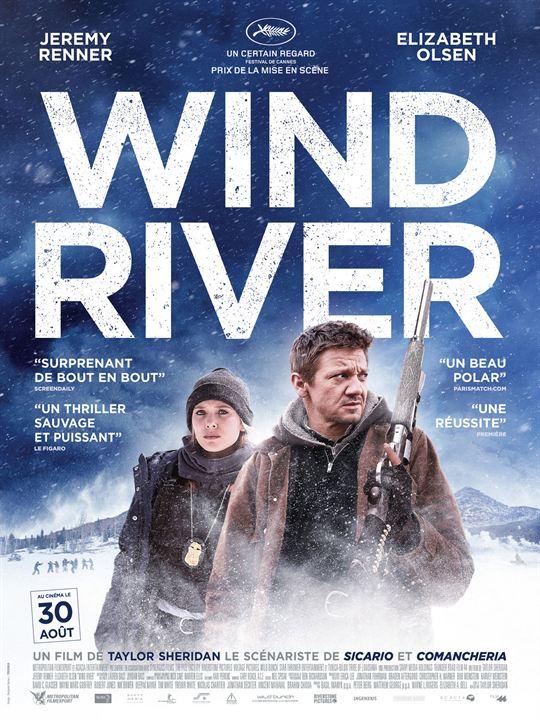 Wind River : Affiche