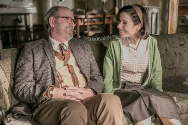 La Forme de l'eau - The Shape of Water : Photo Richard Jenkins, Sally Hawkins