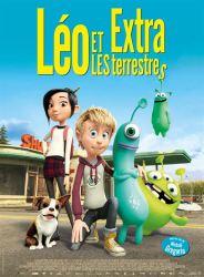 Léo et les extra-terrestres : Affiche