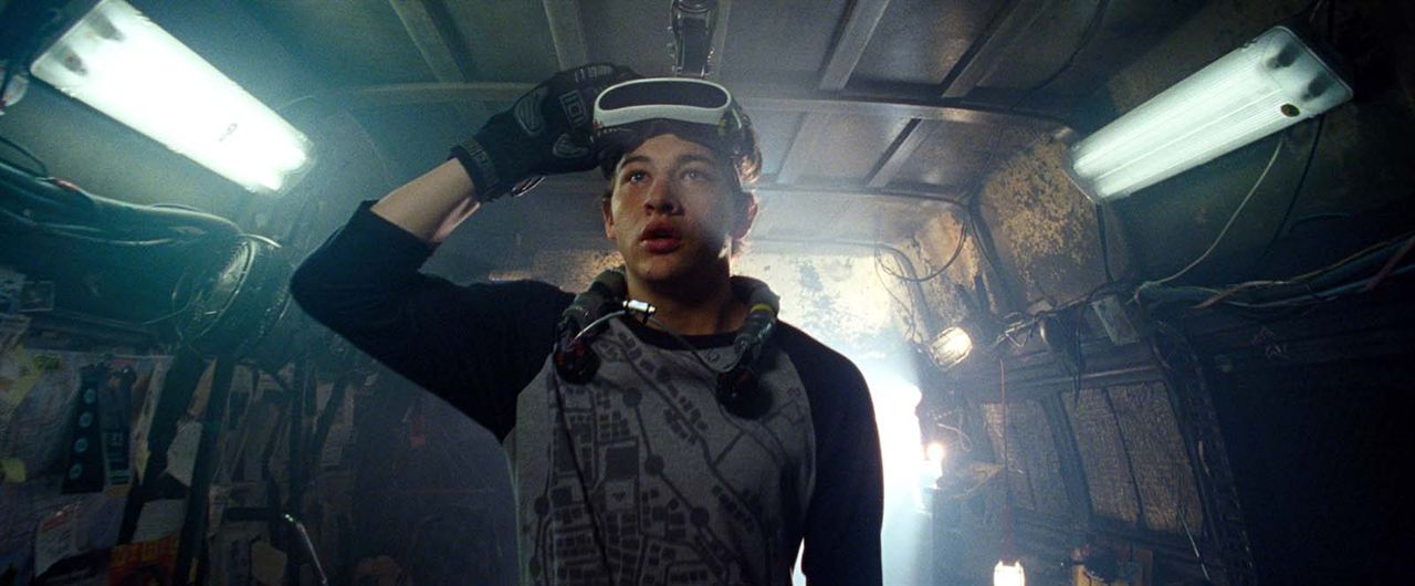 Ready Player One : Photo Tye Sheridan