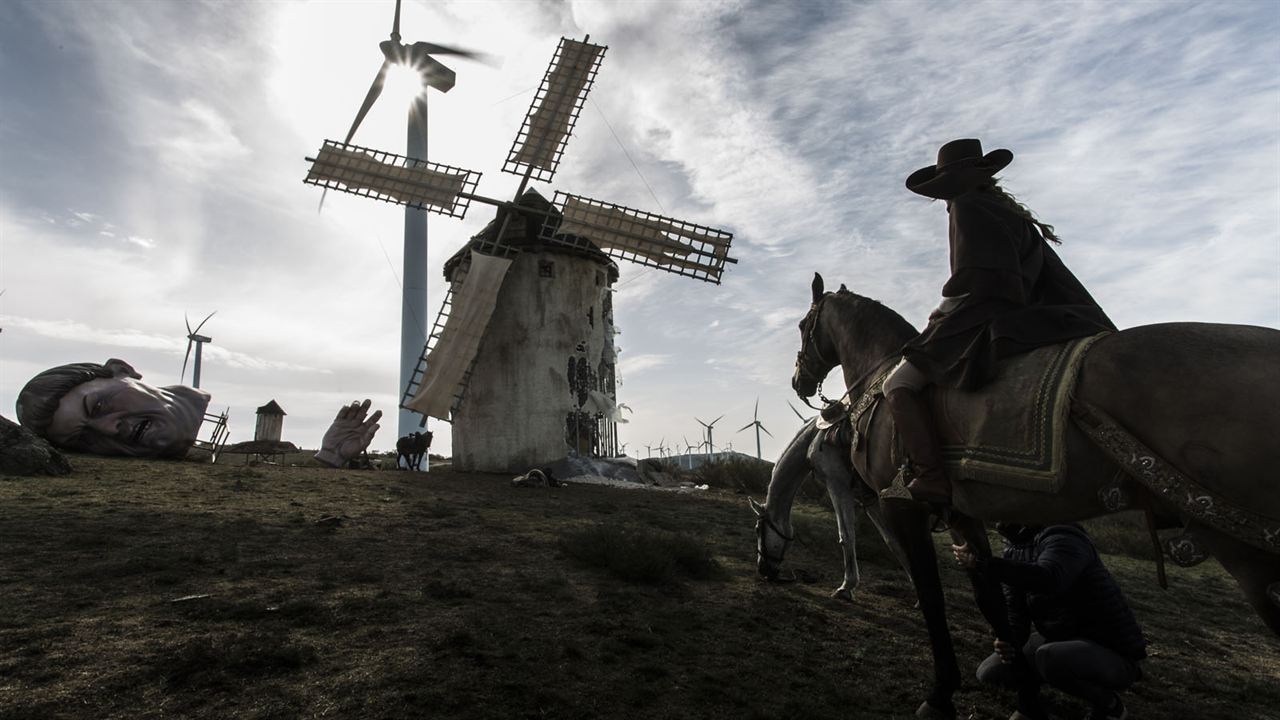 L'Homme qui tua Don Quichotte : Photo