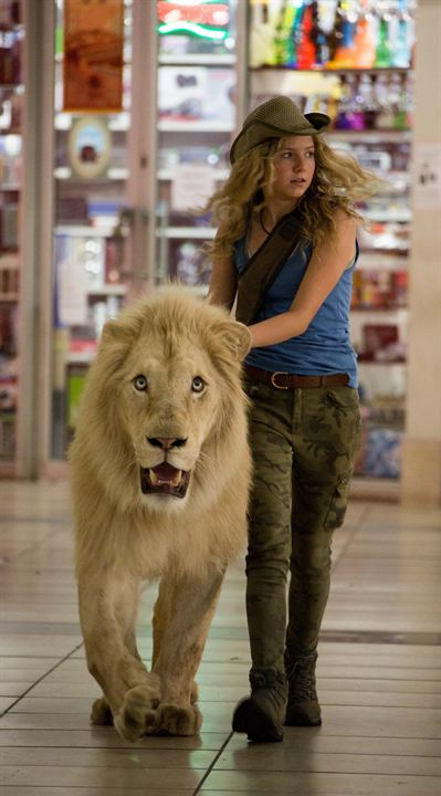 Regarder Mia Et Le Lion Blanc En Streaming : regarder, blanc, streaming, Photo, Blanc, AlloCiné
