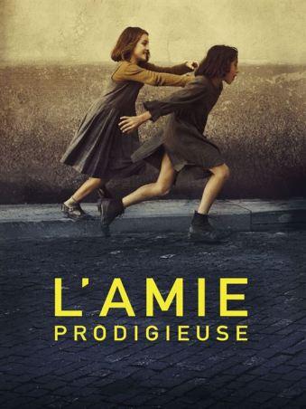 L'Amie prodigieuse : Affiche