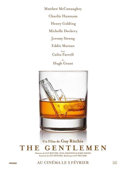 The Gentlemen : Affiche