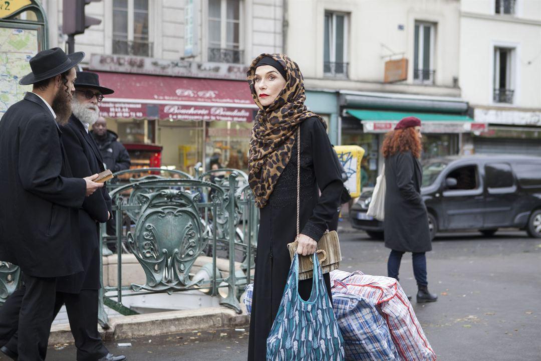 La Daronne : Photo Isabelle Huppert