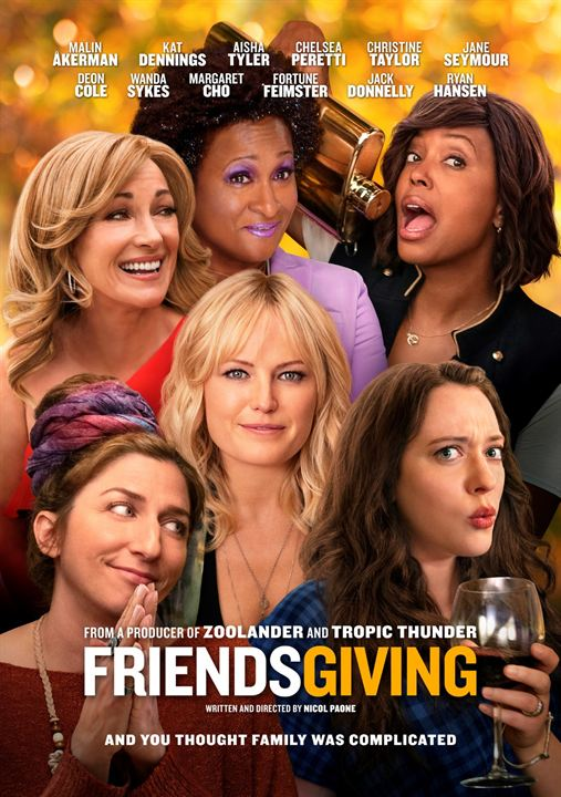 Friendsgiving : Affiche