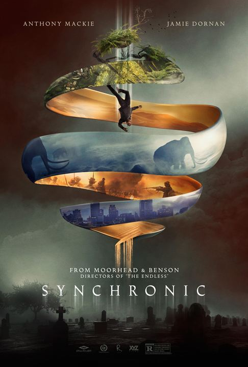 Synchronic : Affiche