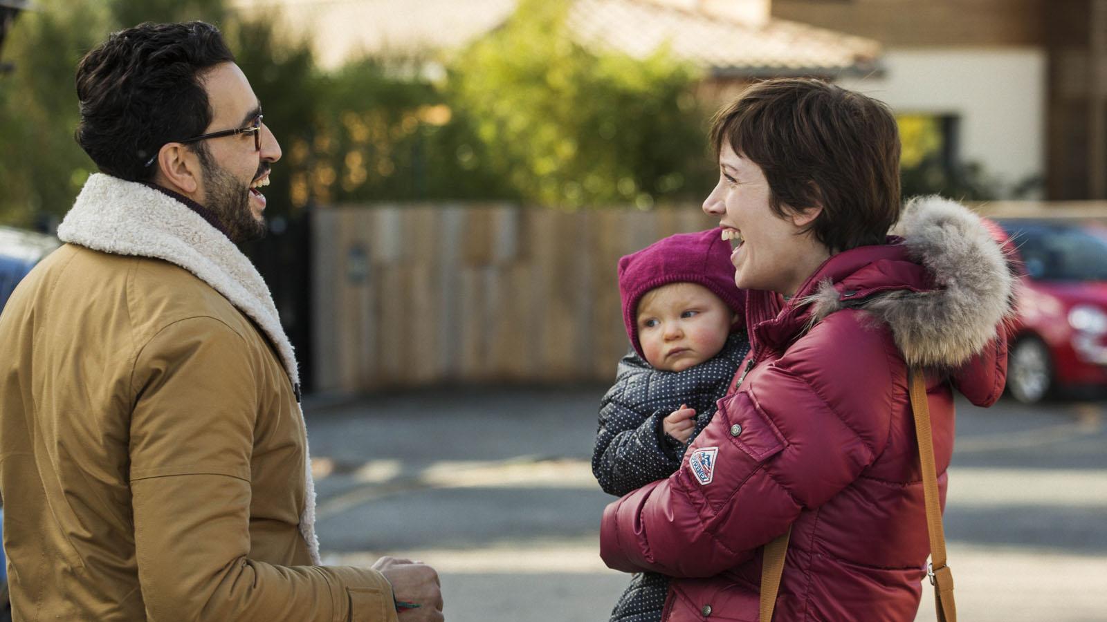 Edouard (Jonathan Cohen) et Bénédicte (Sara Giraudeau)