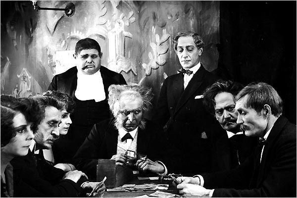 Docteur Mabuse, le joueur : Photo Fritz Lang