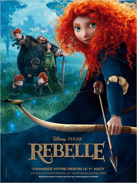[MULTI] Rebelle | TrueFrench [Blu-Ray 1080p]