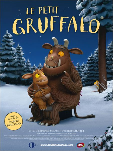 Le Petit Gruffalo  TRUEFRENCH  [DVDRiP]