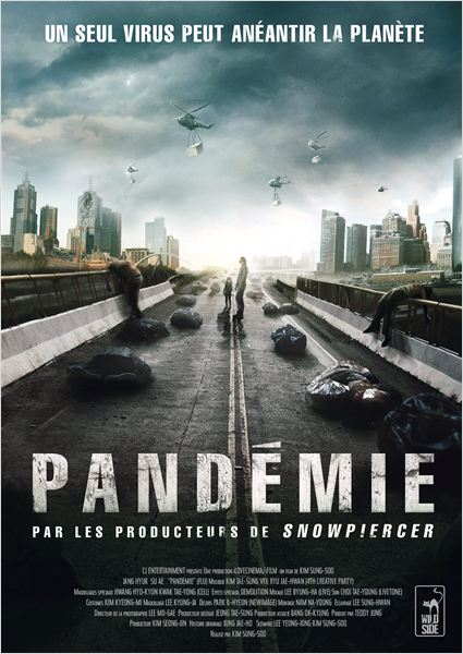 Pandémie [BDRip] [MULTI]