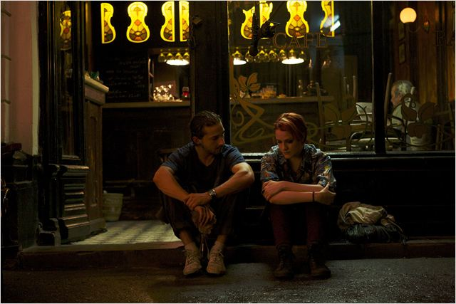 Charlie Countryman : Photo Evan Rachel Wood, Shia LaBeouf
