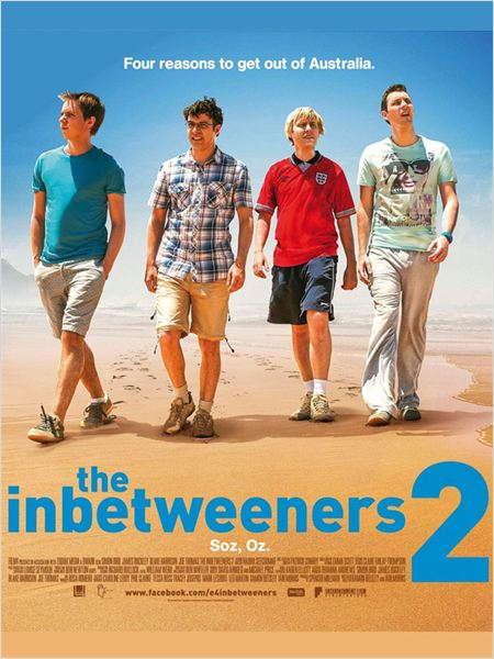 The Inbetweeners 2 [HDRip] [MULTI]