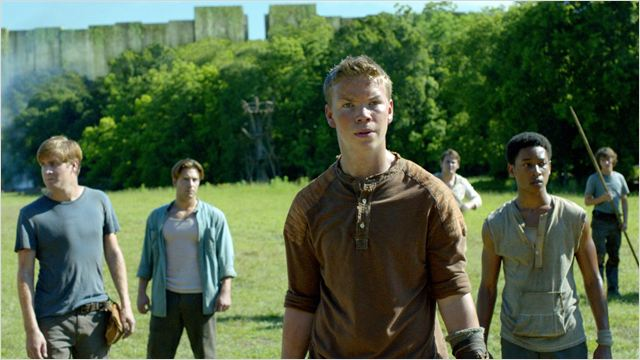 Le Labyrinthe : Photo Will Poulter