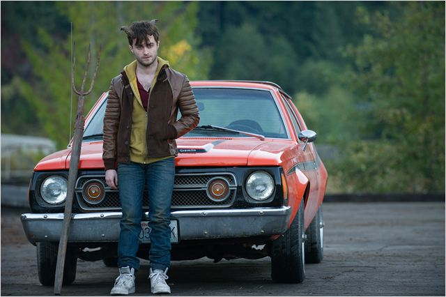 Horns : Photo Daniel Radcliffe