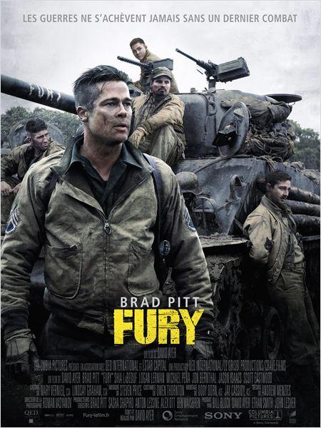 Fury [HDRip-1080p] [MULTI]