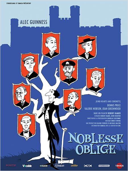 Noblesse oblige : Affiche