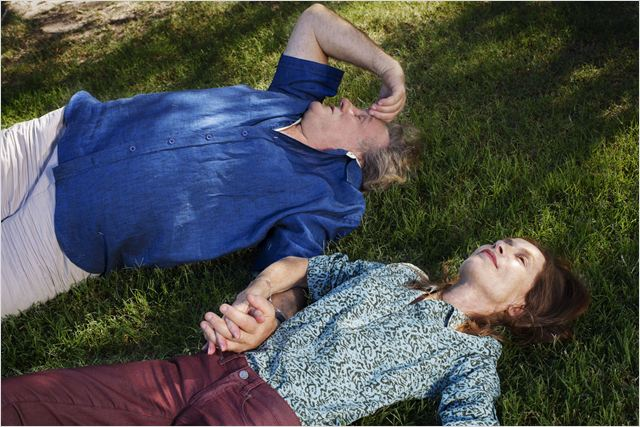 Valley of Love : Photo Gérard Depardieu, Isabelle Huppert