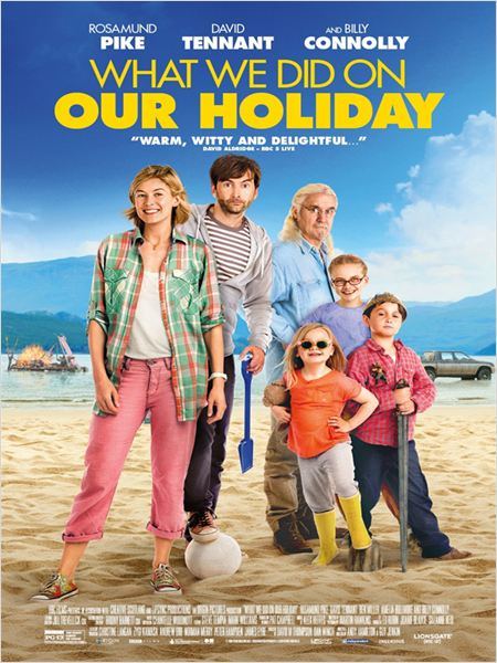 What We Did On Our Holiday [BDRip] [Francais]