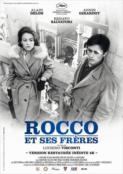 Rocco et ses frères : Affiche