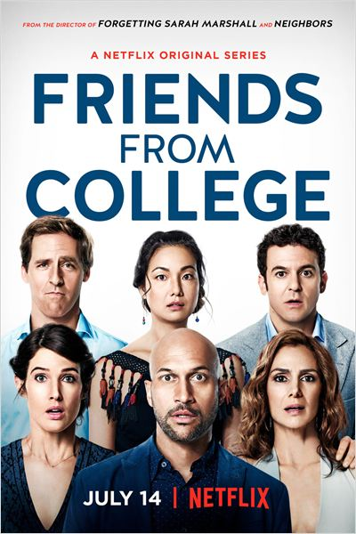 Friends From College : Affiche