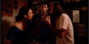 Laetitia (Dosch) et Vincent (Macaigne) : les jeunes parents règlent leurs comptes sous les yeux d'Arthur (Harari)