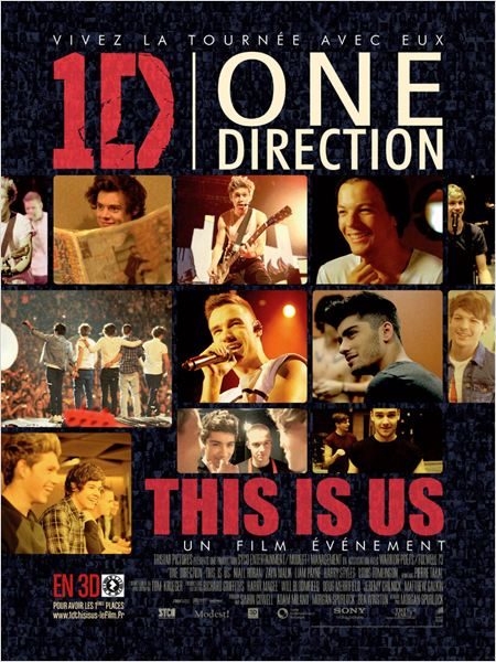One Direction Le Film |VOSTFR| [BDRip]