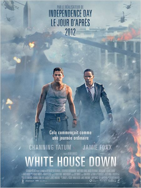 White House Down : Affiche