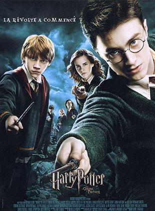 Regarder Harry Potter 5 : regarder, harry, potter, Harry, Potter, L'Ordre, Phénix, AlloCiné