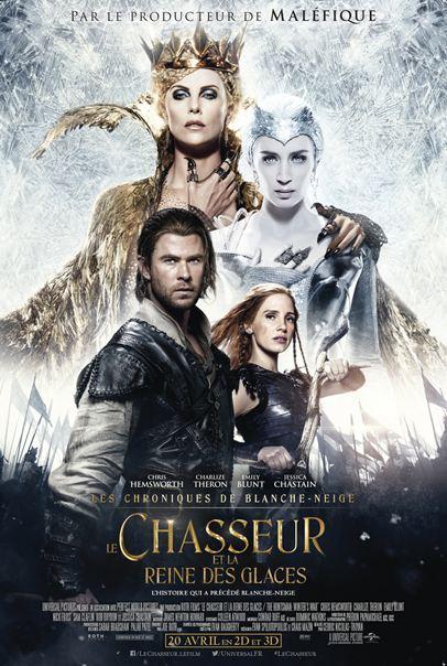 Le Chasseur et la reine des glaces [BRRiP] Francais