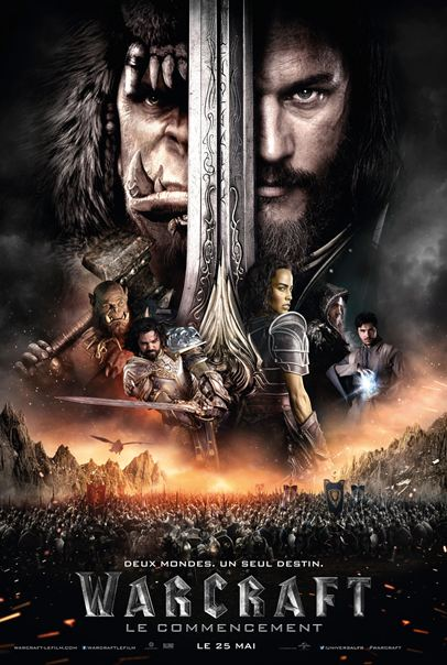 Warcraft : Le commencement [BDRip] TrueFrench